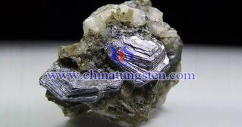 鉬礦石圖片