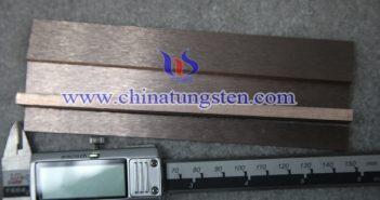 鎢銅合金板圖片