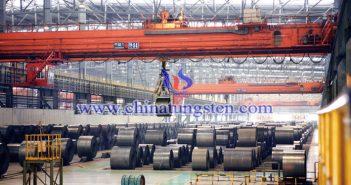2018年中國鋼鐵出口圖片