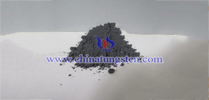 球形優質金屬鎢粉圖片