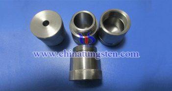 鎢合金防輻射容器圖片