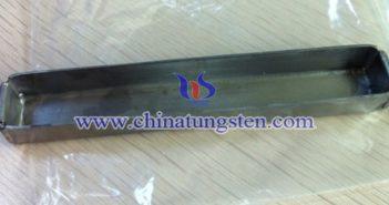 焊接型鎢舟圖片