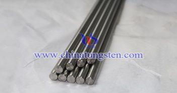 Ø25x400mm 鎢合金棒圖片