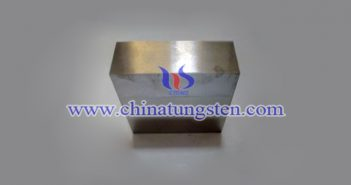 150x150x100mm 鎢合金塊圖片