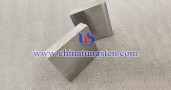 90W-6Ni-4Fe 鎢合金塊圖片