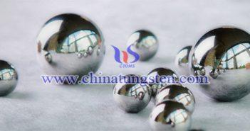 95WNiFe 鎢合金球圖片
