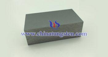 90W-7.1Ni-2.9Fe 鎢合金磚圖片