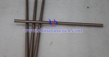 Ø5x200mm鎢銅合金棒圖片