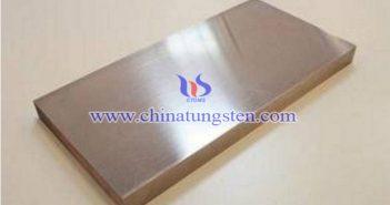 W60鎢銅合金板圖片