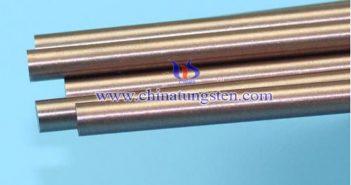 W80鎢銅合金棒圖片