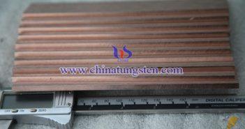 W65鎢銅合金條圖片