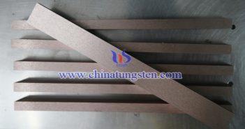 W70鎢銅合金條圖片
