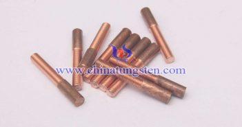 鎢銅合金電極圖片