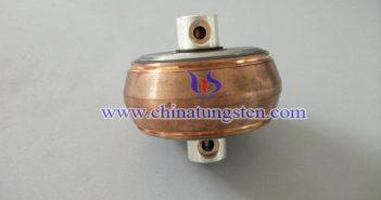 鎢銅焊輪圖片