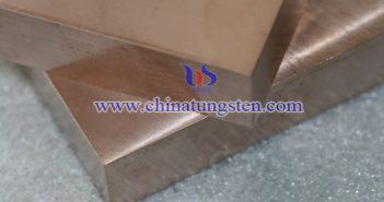 鎢銅配重塊圖片