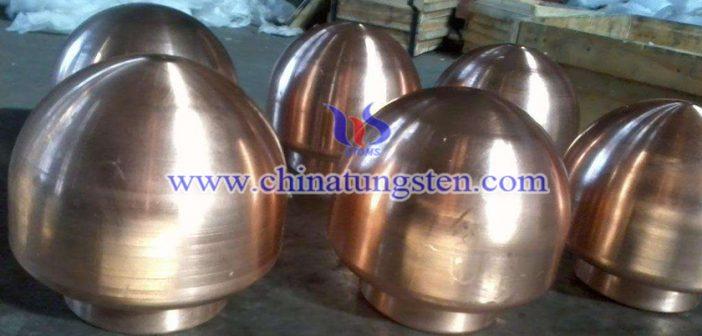 鎢銅壓鑄模具圖片