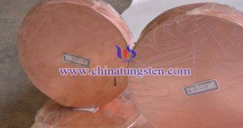 鎢銅PCD圓盤電極圖片