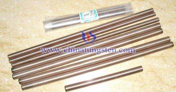 EDM 鎢銅電極圖片