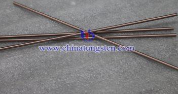 脈衝電弧鎢銅電極圖片