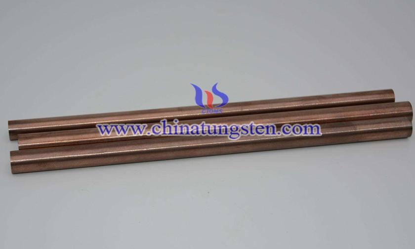 鎢銅對焊電極圖片