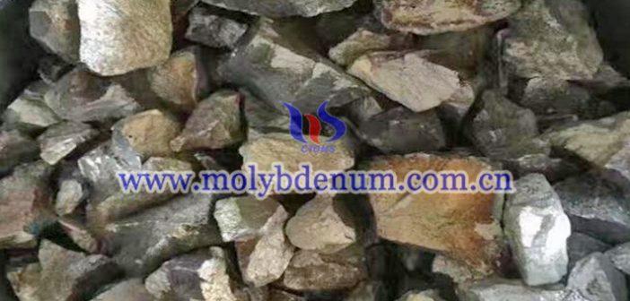 鉬精礦、鉬條、鉬酸鈉最新價格