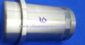 鎢合金輻射保護瓶圖片