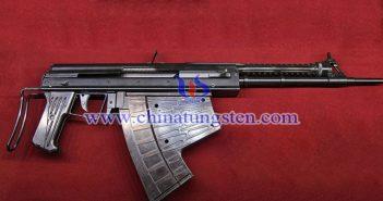 鎢合金水下衝鋒槍子彈圖片