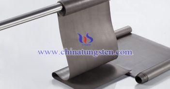 鎢聚合物板材圖片
