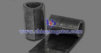 鎢聚合物:軟質遮罩材料圖片