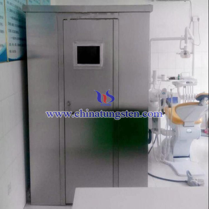 鎢合金防護房圖片