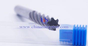 硬質合金螺旋刃鉸刀圖片