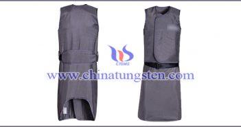 鎢聚合物CT防護服圖片