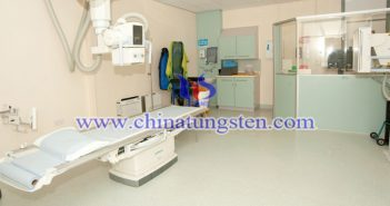 X射線防護室用含鎢複合防輻射材料圖片