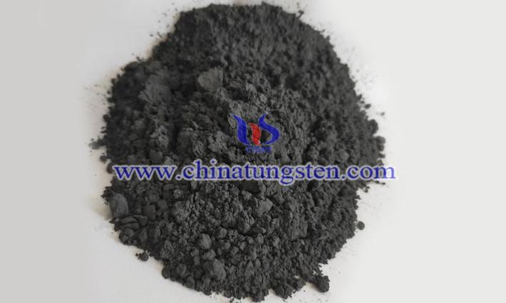 工業鋰電池用二硫化鎢納米片圖片