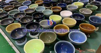 稀土釉陶瓷圖片