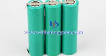 三元圓柱電池圖片