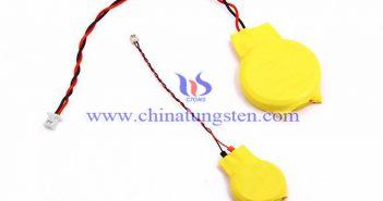 通訊鋰電池用紫色氧化鎢圖片