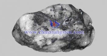 黑鎢精礦圖片
