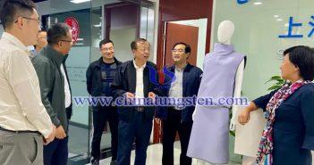 鎢協會長一行到上海江蘇企業調研圖片