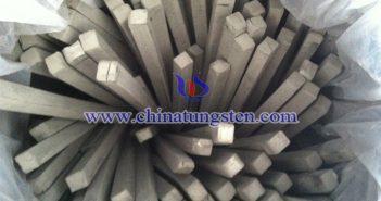 煉鋼鎢條圖片