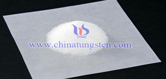 ammonium metatungstate powder image