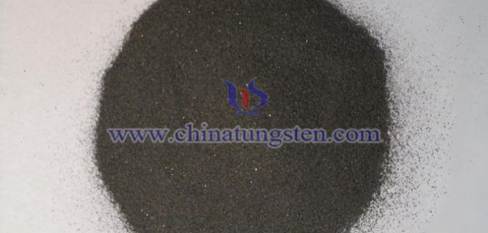 native tungsten carbide powder picture
