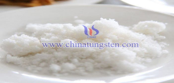 sodium tungstate photo