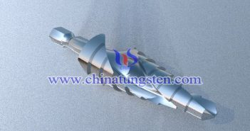 tungsten carbide step drill picture