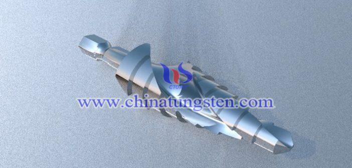 tungsten carbide step drill picture