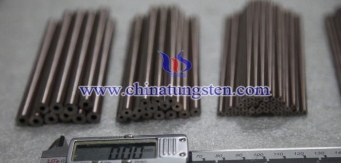 tungsten copper tube price