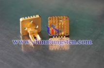 Tungsten Copper Heat Sink Picture