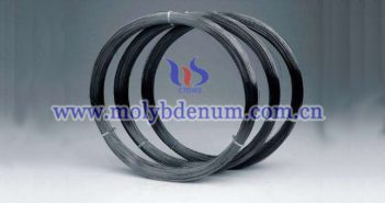 spray molybdenum wire image