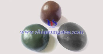 tungsten putty image