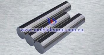 molybdenum tungsten rod image
